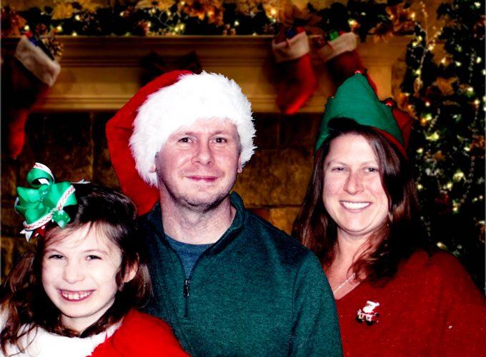 Stacy Mizrahi Does Christmas